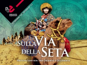 The Silk Road, Rome Exhibition